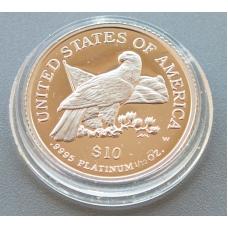 10 долларов США 2003 год
