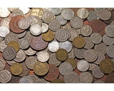 Монеты СССР до 1961 года