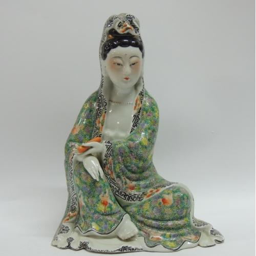 Статуэтка Скульптура Будда Божество Китай