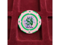 Фишка казино Невада Номинал 5 Санкт-Петербург Россия