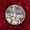 Фишка казино ТИТАНИК Россия номинал 100