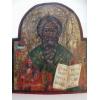 Икона складень трехчастный Святой Антипий