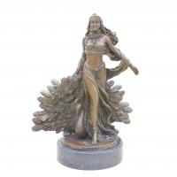 Бронзовая статуэтка Богиня Гера. Европа