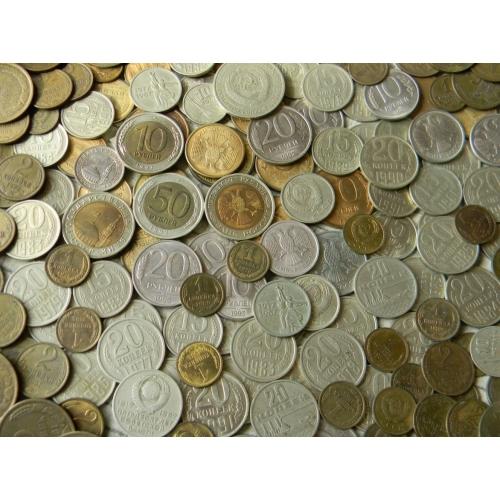 Монеты СССР после 1961 года